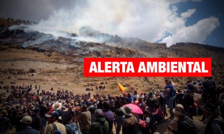 Las Bambas: Minera no absuelve 12 observaciones en estudio de impacto ambiental