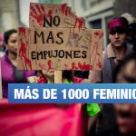 Cada 18 horas intentan asesinar cruelmente a una mujer