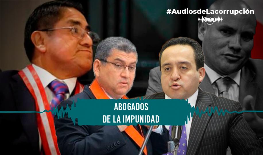 Abogado de Joaquín Ramírez es investigado junto a Hinostroza y Ríos