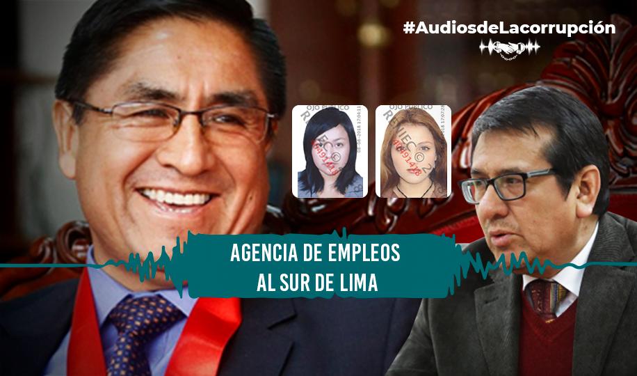 Hinostroza y el tráfico de favores que hizo renunciar al presidente de Corte Lima Sur