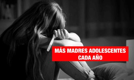 La pesadilla de tener 15 años: 10 embarazos diarios en el Perú