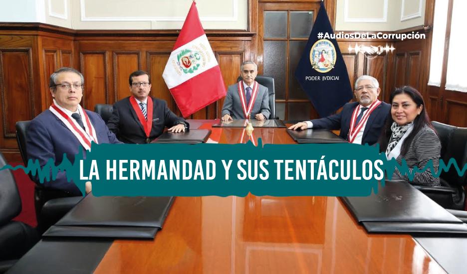 Red de Hinostroza penetró Consejo del PJ a favor de jueza del caso Sánchez Paredes