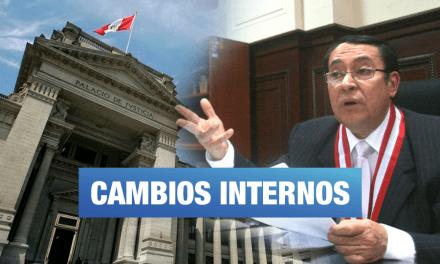 5 medidas de emergencia del presidente del PJ tras #AudiosDeLaCorrupción