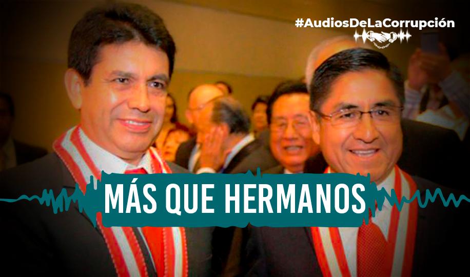 Fiscal Tomás Galvez confiesa ser confidente de los 'Cuellos Blancos del Puerto'