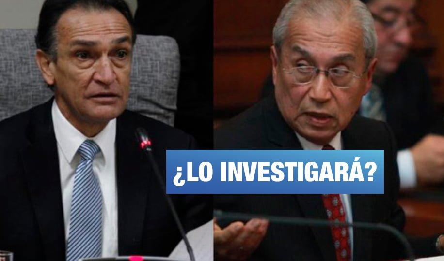 Audios CNM: denuncia contra Becerril llega a manos del fiscal Pedro Chavarry