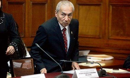 Pedro Chávarry defendió como abogado al vendedor de armas peruano James Stone