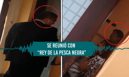Walter Ríos se reunía con empresario denunciado antes de juicios por terrenos en el Callao