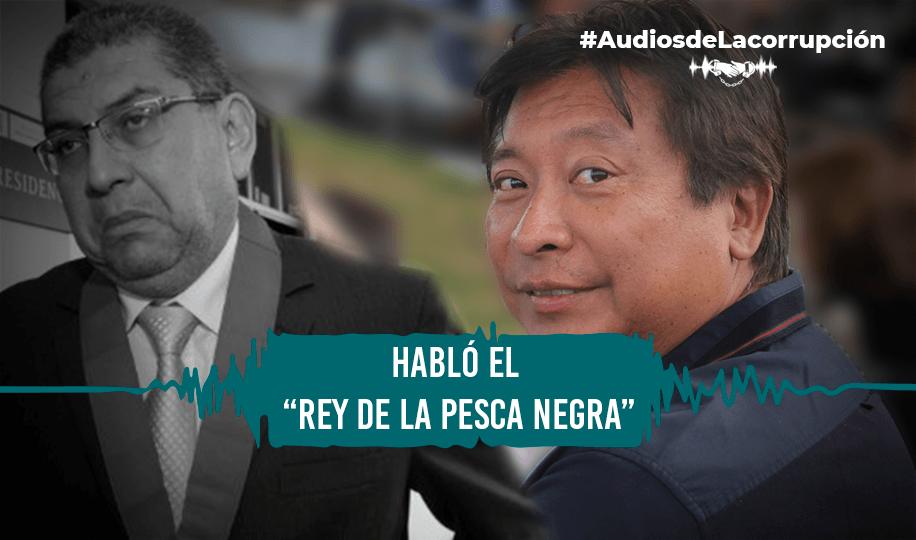"""Óscar Peña: """"Yo no sé si hubo una red de corrupción, yo solo sé mis temas"""""""