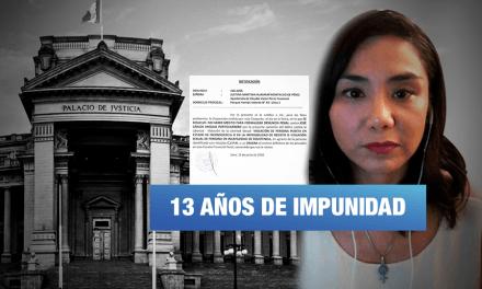 Justicia para Claudia: Sobrevivir a una violación y 13 años de impunidad