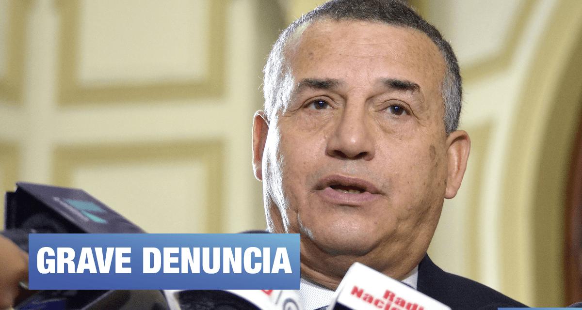 Caso Urresti: Fiscal denuncia presunta falsificación de documento
