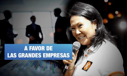 Tres movidas de Keiko a favor de la CONFIEP, por Pedro Francke