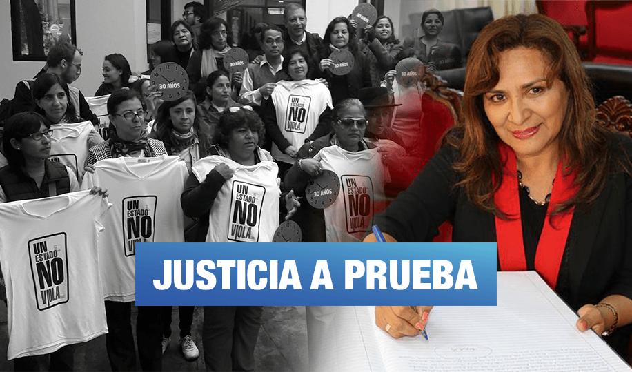Juicio Manta y Vilca: Exigen separar a jueza vinculada a presunta red de Walter Ríos