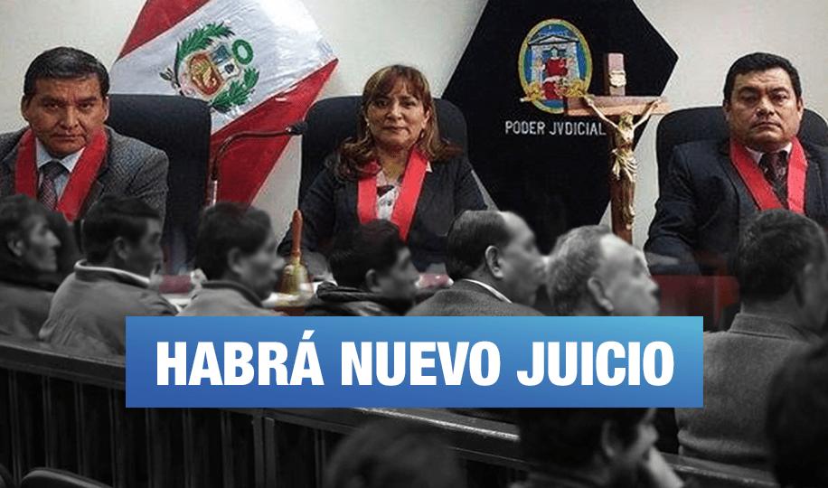 Ordenan cambiar tribunal del juicio Manta y Vilca que involucra a 14 militares