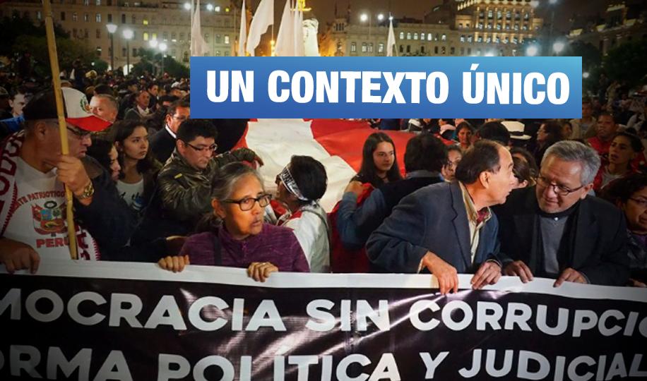 La reforma política y sus posibles efectos en Perú