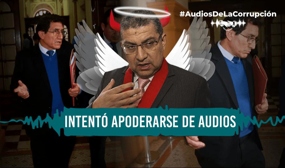 """<H1>Audios confirman que Ríos sacó a juez que ordenó escuchas a la mafia</H1>-<p style='font-weight: normal;'>PURA FINTA. Nuevos audios revelan que desde mayo de este año Walter Ríos y sus cómplices se enteraron que sus teléfonos estaban """"pinchados"""" por la policía, por lo que cambiaron el contenido de sus conversaciones para aparentar ser celosos guardianes de la ley.</P></H6>"""