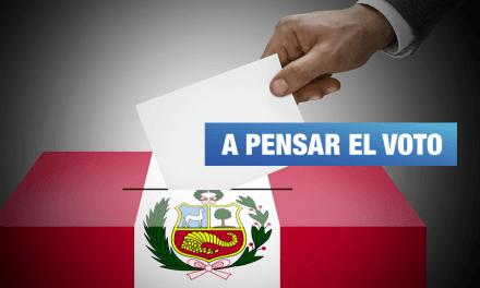 Elecciones 2018: ¿Otra vez taparse la nariz?, por Amanda Meza