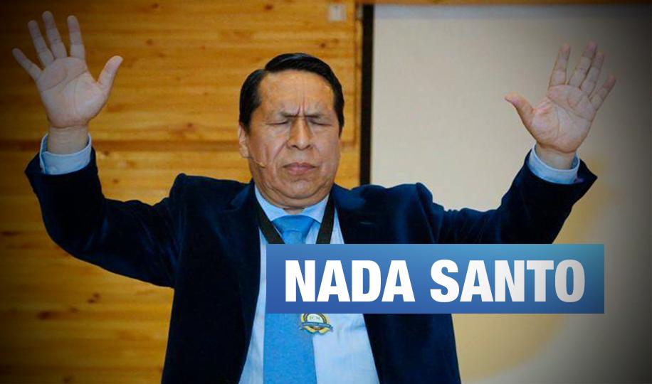 <H1>Pastor Santana y su hijo podrían ser denunciados por violencia a la mujer e incitación al delito</H1>-<p style='font-weight: normal;'>Joven miembro de la Iglesia El Aposento Alto reveló haber sido manipulada por su líder, el pastor Alberto Santana, para mantener una relación sentimental.</P></H6>