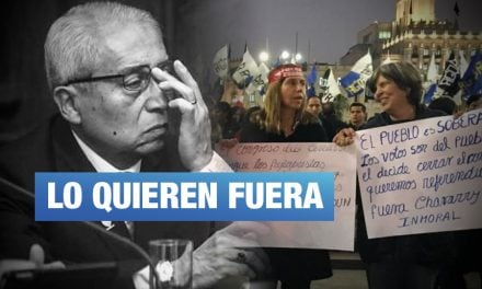 Las razones por las que se exige la renuncia de Chávarry