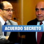 <H1>Fiscal Hamilton Castro cedió US$2 millones a Alberto Venero en acuerdo extrajudicial</H1>-<p style='font-weight: normal;'>Quien fue el principal testaferro de Vladimiro Montesinos en los años de Fujimori, se beneficia con acuerdo secreto formulado por el fiscal Hamilton Castro.</P></H6>