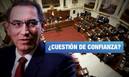 Cuestión de confianza: ¿Quiénes están a favor y en contra del pedido de Vizcarra?