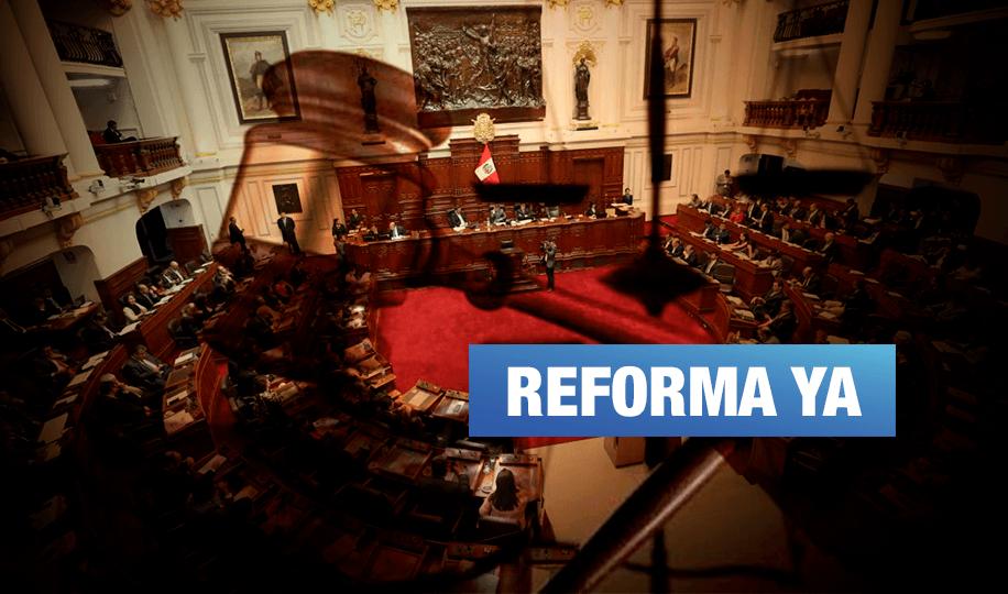 Así se forja una reforma, por Paul Maquet