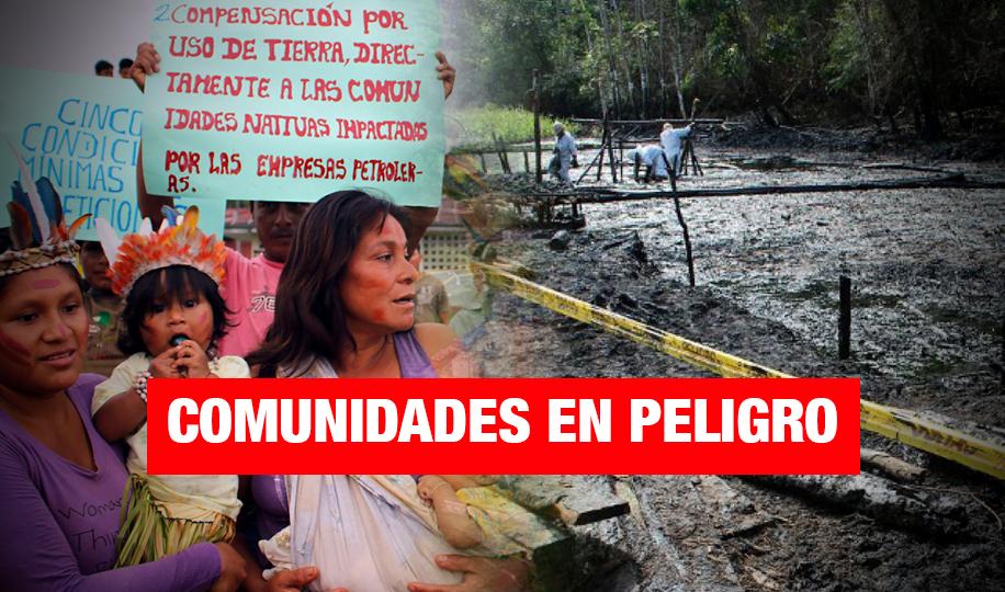 31 organizaciones alertan que Ley de Hidrocarburos atenta contra el medio ambiente y comunidades indígenas