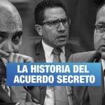 <H1>Así fue el acuerdo secreto entre un fiscal y un ex testaferro de Montesinos</H1>-<p style='font-weight: normal;'>Wayka reconstruye la historia de la transacción extrajudicial que permitió al Estado peruano recuperar US$ 15 millones, pero tuvo que ceder US$ 2 millones que Venero obtuvo de las coimas por las compras de armamento durante el gobierno de Fujimori.</P></H6>
