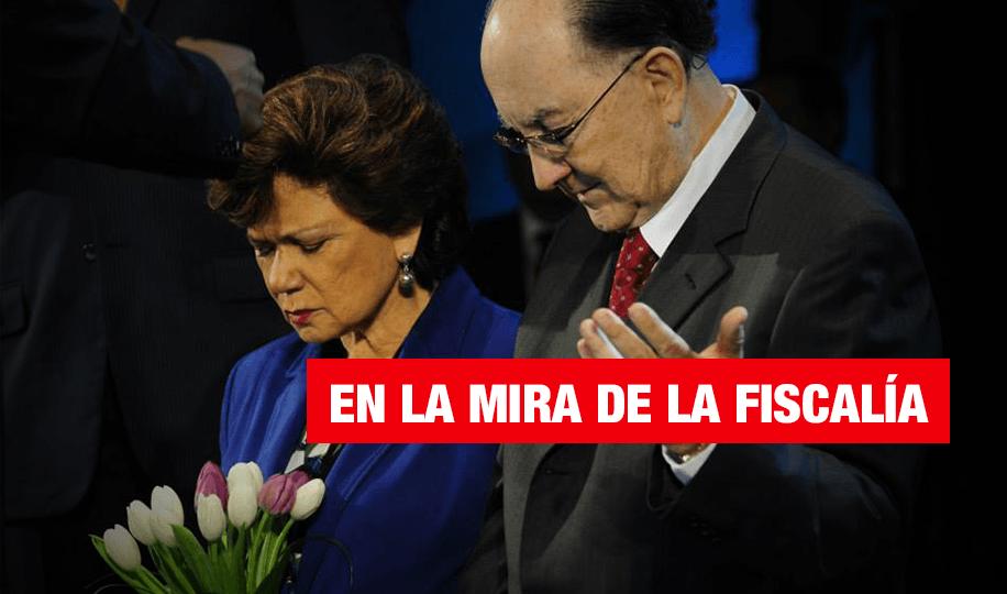 Iglesia Agua Viva: Fiscal ordena investigar por lavado de activos a sus líderes