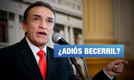 Héctor Becerril: Informe recomienda destituirlo por audios CNM