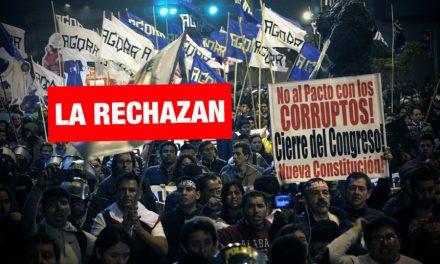 Convocan a plantón contra la Ley de Hidrocarburos