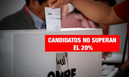 ¿Qué pasa si ningún candidato alcanza el 30% de los votos este 7 de octubre?