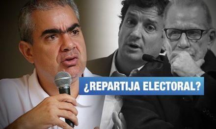 Manuel Velarde: «Debate de Belmont y Reggiardo me recuerda a estrategias fujimoristas»