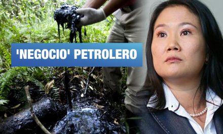 Keiko insiste en promover ley que favorece corrupción petrolera