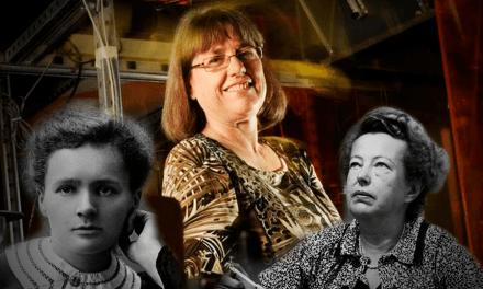 Donna Strickland, la tercera mujer en ganar el Premio Nobel de Física