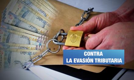 Sunat podrá acceder a secreto bancario de cuentas mayores a S/ 29 mil
