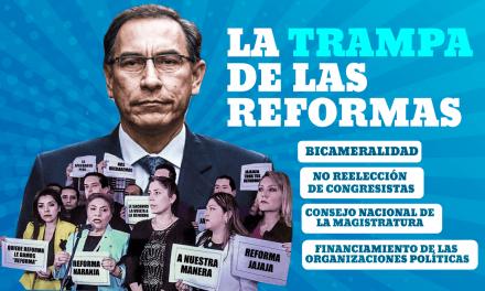 ¿Trampa en las reformas?