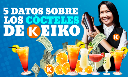 5 datos para entender sobre el caso cócteles de Keiko