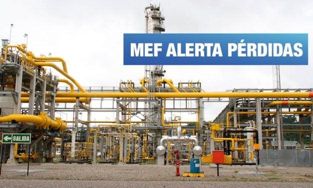 MEF: Ley de Hidrocarburos reducirá fondos para regiones