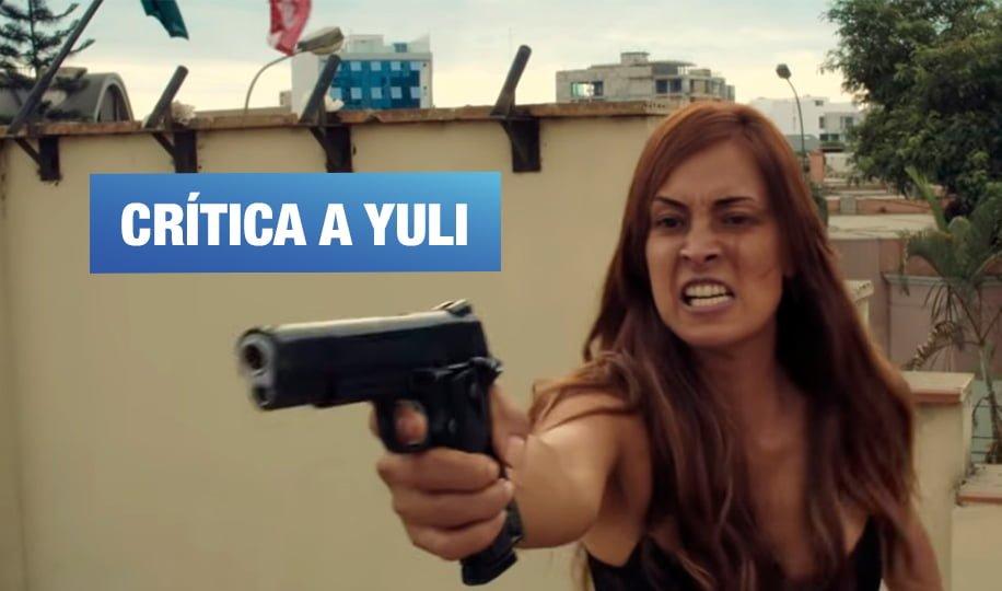 El intento de ciencia ficción en Yuli, por Mónica Delgado