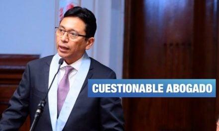 Abogado fujimorista Humberto Abanto es investigado por el caso Lava Jato