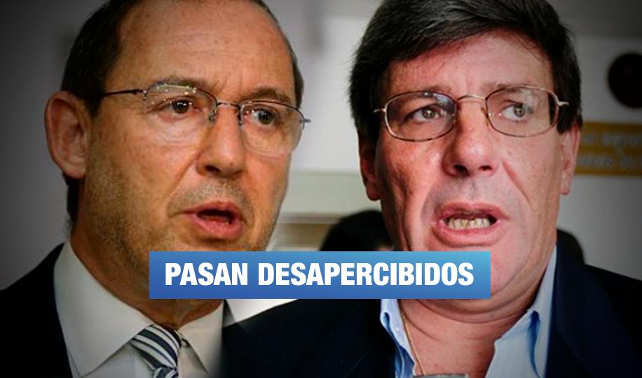 ¿Hasta cuándo seguirán José Chlimper y Rafael Rey en el BCR?, por Pedro Francke