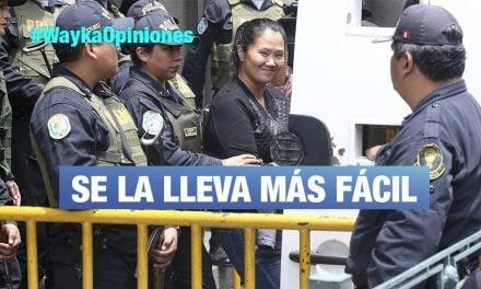 Reflexiones sobre el encarcelamiento de Keiko, por Gloria Cano