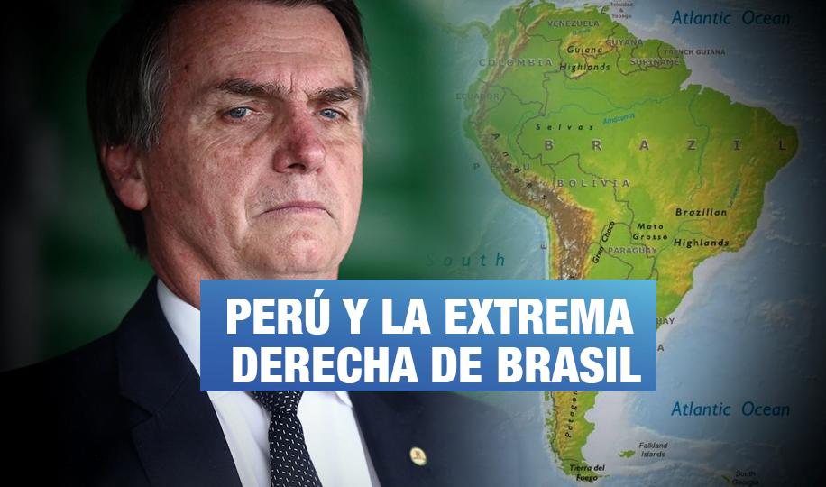 El giro ultraconservador de Brasil mirado desde los Andes