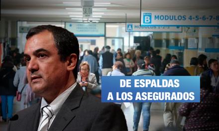 Ministro de Economía sin interés por EsSalud, por Pedro Francke