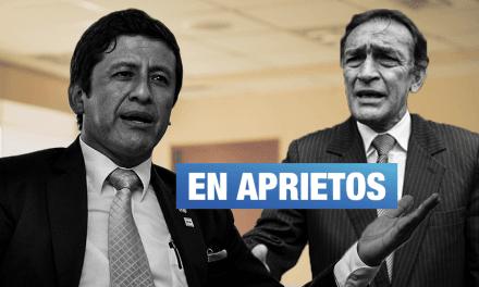 Declaración de Guido Aguila desmiente a Héctor Becerril