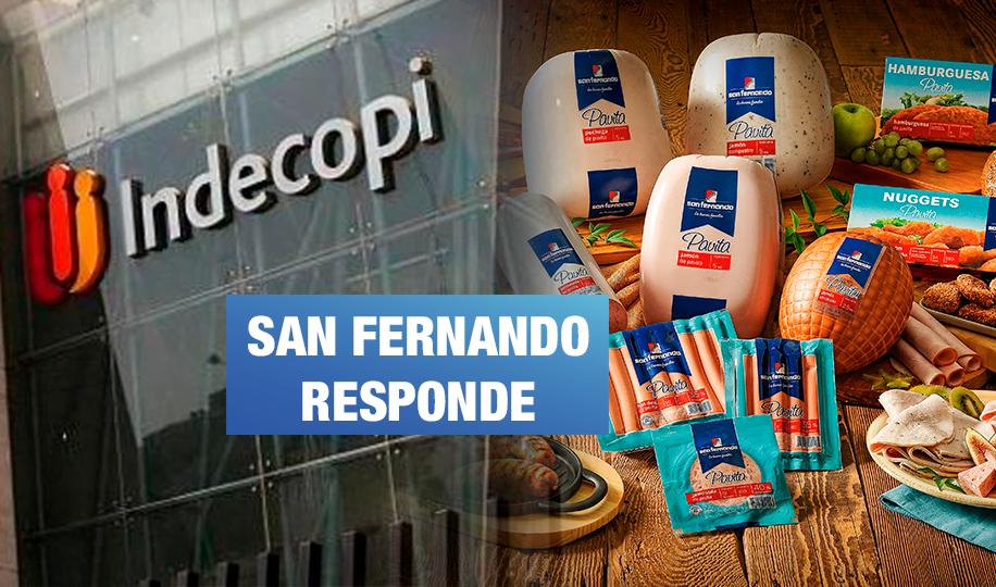 San Fernando: «ya regularizamos el etiquetado de los productos cuestionados»