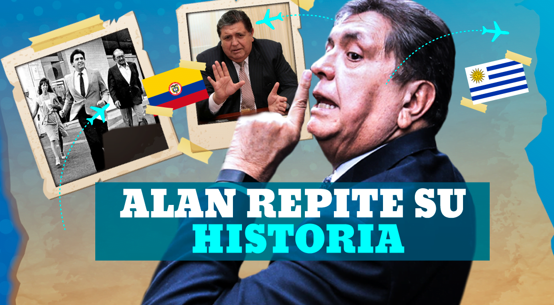 Alan repite su historia