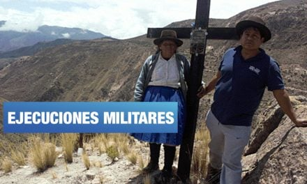 Ayacucho: denuncian nuevo caso de ejecuciones militares