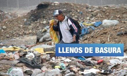 Perú tiene casi 1600 basurales en todo el país