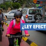 Ley de la Bicicleta aún insuficiente para una ciudad sostenible, por Kely Alfaro